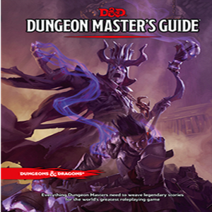 Dungeons & Dragons. guía del Dungeon Master