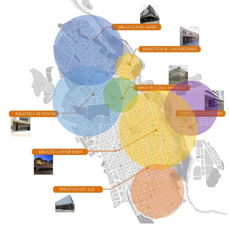Pla director Biblioteques Municipals de Sabadell 2020-2025