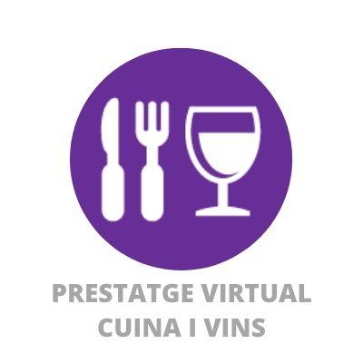 Prestatge virtual Cuina i vins
