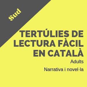 Tertúlies de lectura fàcil en català BDS