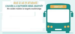 Bus gratuït coronavirus Portada
