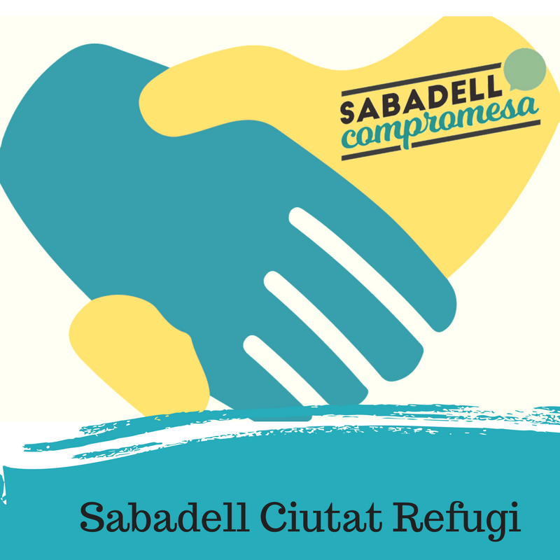 Sabadell Compromesa, Sabadell ciutat refugi