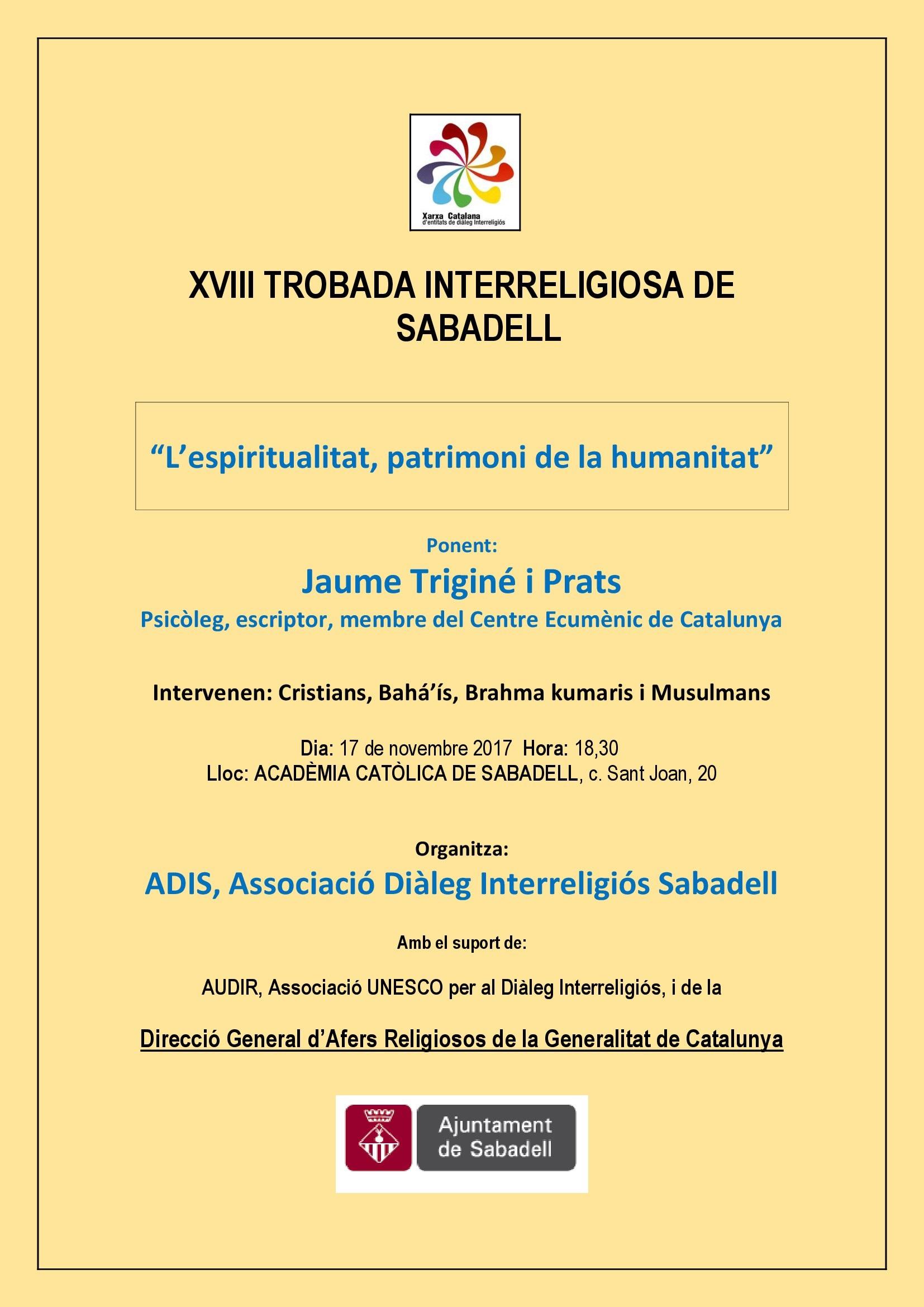 TROBADA-INTERRELIGIOSA-SABADELL