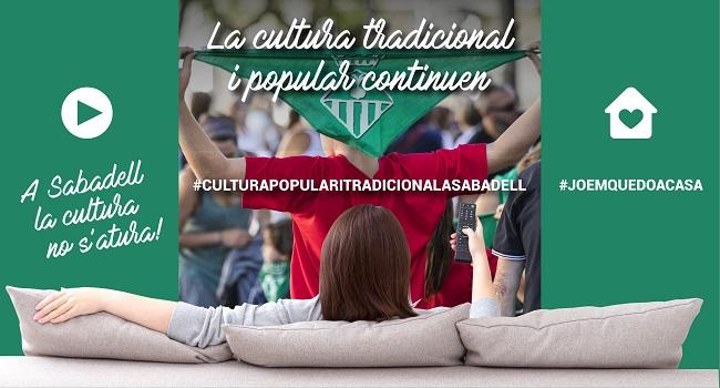#LACULTURAPOPULARASABADELL