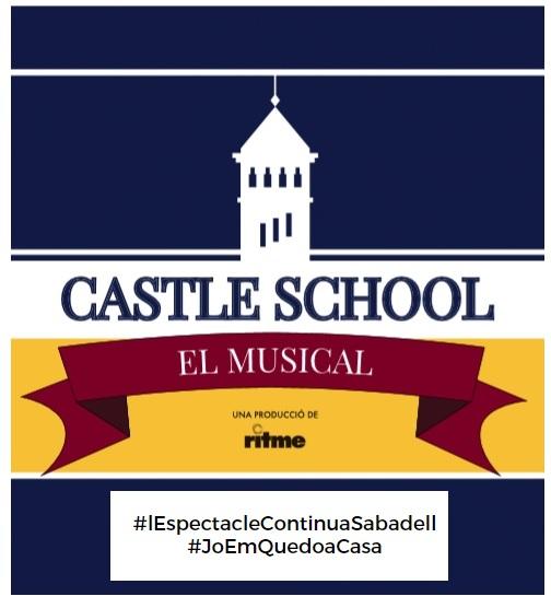 Castle School Teatre del Sol Cartell 2