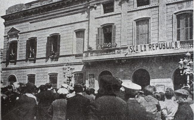 90 ANYS DE LA PROCLAMACIÓ DE LA SEGONA REPÚBLICA. EXPOSICIÓ I ITINERARI
