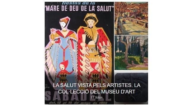 LA SALUT VISTA PELS ARTISTES. LA COL·LECCIÓ DEL MUSEU D'ART.