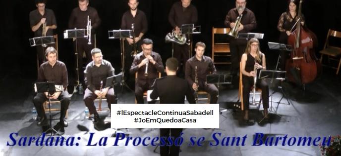 La process de Sant Bartomeu