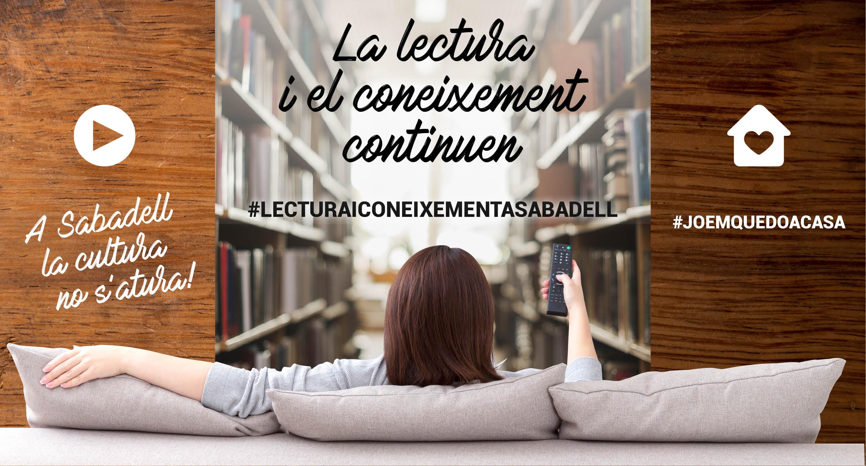 #LECTURAICONEIXEMENT  #JOEMQUEDOACASA