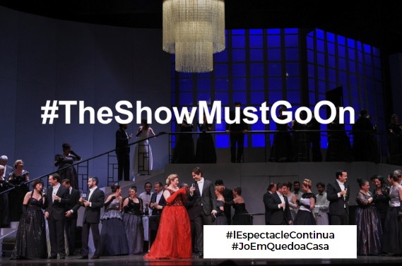 Opera the show must go on