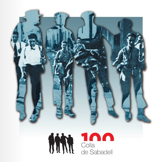 Opuscle dels 100 Anys de la Colla de Sabadell