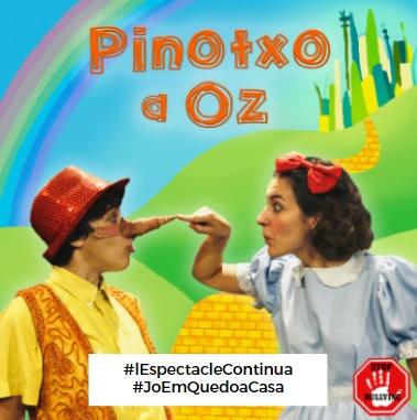 Pinotxo a Oz