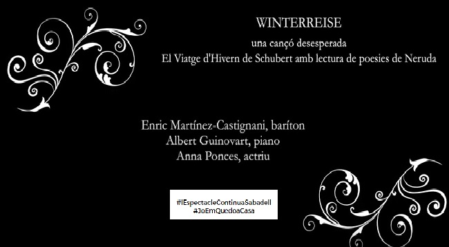 Winterreise Guinovart Mtez Castignani