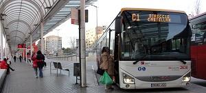 Información autobusos interurbans portada