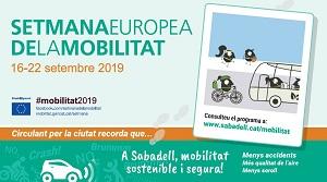 Portada setmana de la mobilitat 2019