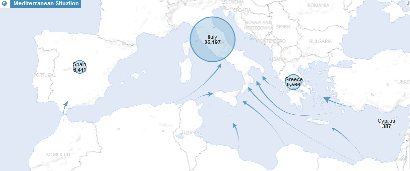mapamediterrani