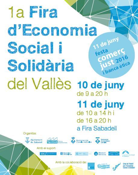 firaeconomiasocialisolidaria cartell