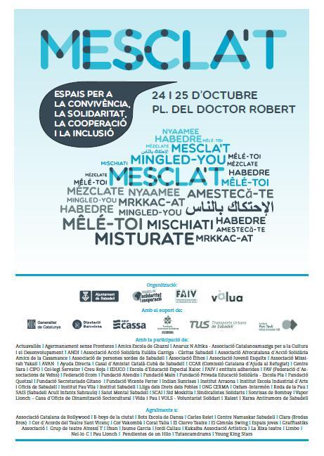 mesclat prog