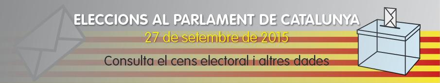 Eleccions Autonòmiques 2015