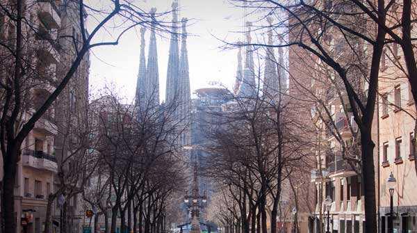 Antic barri del Poblet Barcelona
