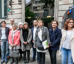 concentració alcaldes i alcaldesses